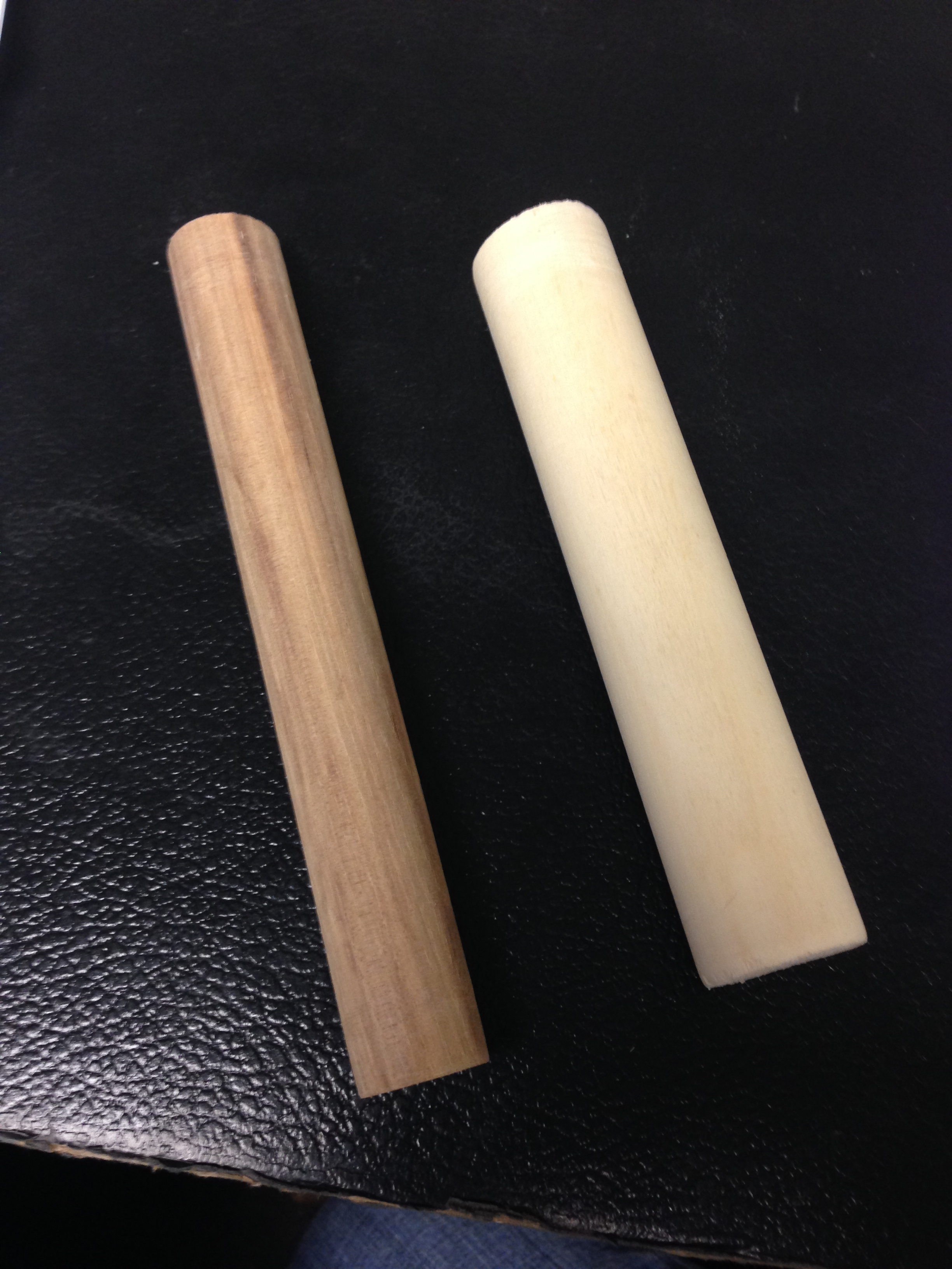 Birch Dowels - 1-1/8